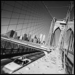 USA, N.Y. Brooklyn Bridge 1999